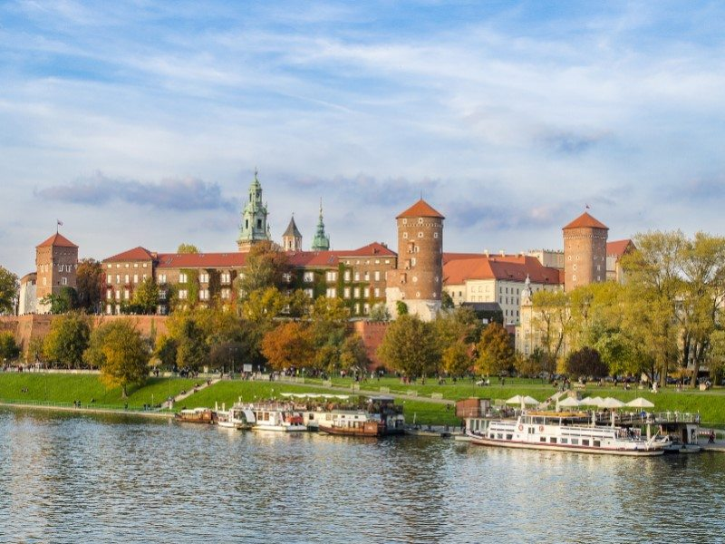 Krakow-Wawel -Castle